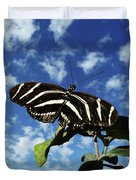 Ready For Liftoff Duvet Cover
