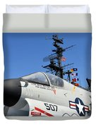 Ready To Launch Duvet Cover