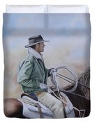 Ready To Rope Duvet Cover