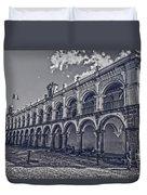 Real Palacio De Los Capitanes Generales Duvet Cover