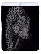 Realistic Cheeta Duvet Cover