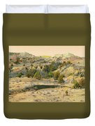 Realm Of Golden West Dakota Duvet Cover