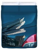 Rear Reflections Duvet Cover