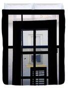 Rear Window 2 Duvet Cover