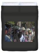 Rebel Bayonets Duvet Cover