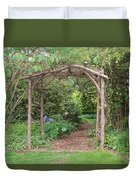 Recycled Arbor Duvet Cover