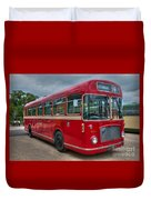 Red And White Rs 167 - Bristol Resl6l  #2 Duvet Cover