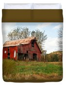 Red Barn Putnum County Duvet Cover