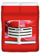 Red Beauty Duvet Cover