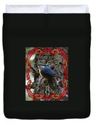 Red Breasted Nuthatch 2 Duvet Cover