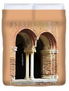 Red Brick Arches Regular Duvet Cover