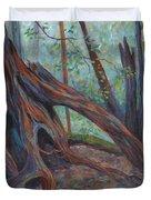 Red Cedar Duvet Cover