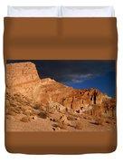 Red Cliffs Natural Preserve Duvet Cover