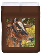 Red Cow Duvet Cover