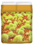 Red Earth And Spinifex 2am-111716 Duvet Cover