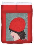 Red Hat Duvet Cover