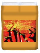 Red Hot Chili Peppers  Duvet Cover