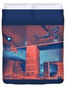 Metro Airborne 5 Duvet Cover