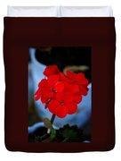 Red  Menace  Duvet Cover