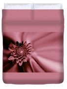 Red Mum Duvet Cover