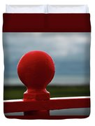RED Duvet Cover