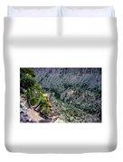 Red River Gorge Duvet Cover