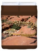 Red Rock Canyon Nv 11 Duvet Cover