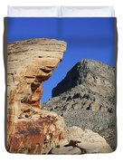 Red Rock Canyon Nv 2 Duvet Cover