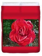 Red Rose F135 Duvet Cover