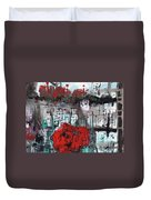 Red Rover  Red Rover Duvet Cover