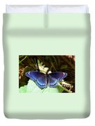 Red-spotted Purple 4257 Duvet Cover
