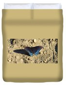 Red Spotted Purple Astyanax Duvet Cover