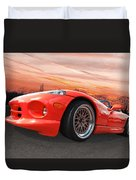Red Viper Rt10 Duvet Cover