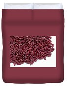 Red Yeast Rice Duvet Cover