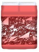 Red.288 Duvet Cover