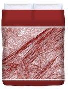 Red.289 Duvet Cover
