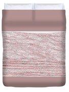 Red.315 Duvet Cover