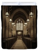 Redemption - Church Of Heavenly Rest #3 Duvet Cover
