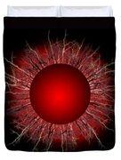 Redk Star Duvet Cover