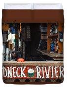 Redneck Riviera Duvet Cover
