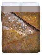 Redox In Line 2 Duvet Cover