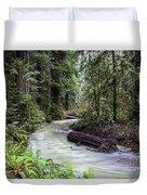 Redwood Stream Duvet Cover
