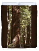 Redwoods Duvet Cover