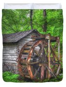 Reed Springs Grist Mill Duvet Cover