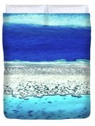 Reefs Edge Duvet Cover