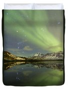 Reflected Orion Duvet Cover