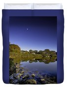 Reflected Tranquility Duvet Cover