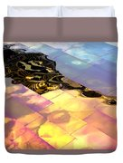 Reflecting Back Duvet Cover