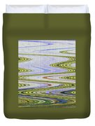 Reflection Abstract Abstract Duvet Cover