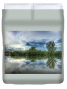 Reflection Bay Duvet Cover
